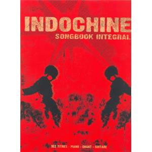 INDOCHINE - SONG VOL.INTEGRALE 102 TITRES P/V/G