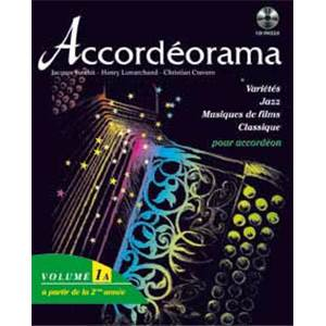 CRAVERO C/FERCHIT J/LEMARCHAND H - ACCORDEORAMA VOL.1A + CD