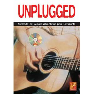 DEVIGNAC EMMANUEL - UNPLUGGED GUITAR DEBUTANT+ CD