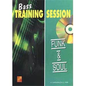 GASTALDELLO JEAN LUC - DVD TRAINING SESSION BASS FUNK