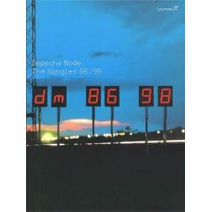 DEPECHE MODE - THE SINGLES 86/98 P/V/G