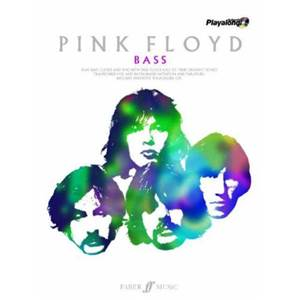 PINK FLOYD - BASS PLAY ALONG + CD