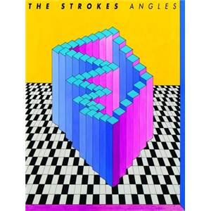 THE STROKES - ANGLES GUIT. TAB.