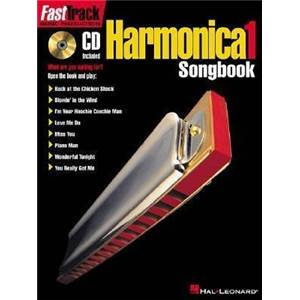 COMPILATION - FAST TRACK HARMONICA SONGBOOK LEVEL 1 + CD