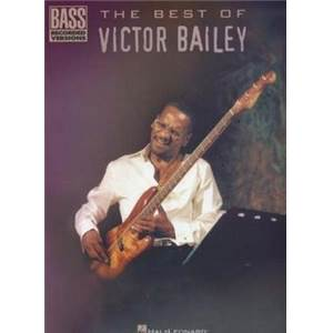BAILEY VICTOR - BEST OF BASS TAB.