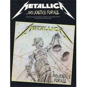 METALLICA - JUSTICE FOR ALL GUITAR TAB.