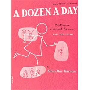 BURNAM EDNA MAE - A DOZEN A DAY VOL.3