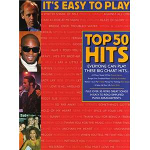 COMPILATION - IT'S EASY TO PLAY TOP 50 HITS 2