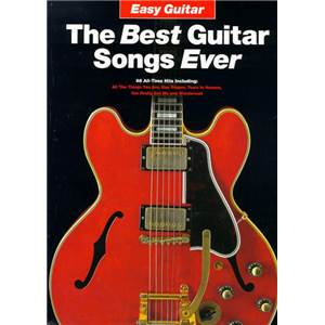 COMPILATION - BEST EASY GUITAR SONGS EVER GUIT. TAB.