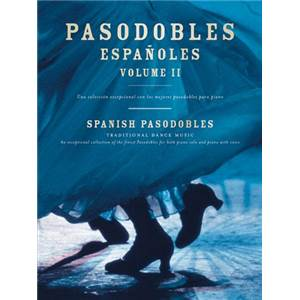 COMPILATION - PASO DOBLES ESPANOLES PIANO VOL.2