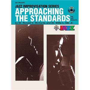 COMPILATION - APPROACHING THE STANDARDS FOR THE JAZZ VOCALIST + CD