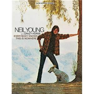 YOUNG NEIL - EVERYBODY KNOWS THIS IS NOWHERE GUITAR TAB.
