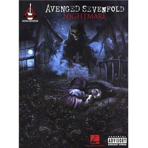 AVENGED SEVENFOLD - NIGHTMARE GUIT. TAB.