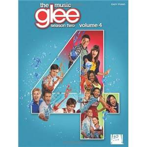 COMPILATION - GLEE SONGBOOK VOL.4 SAISON 2 EASY PIANO/V/G