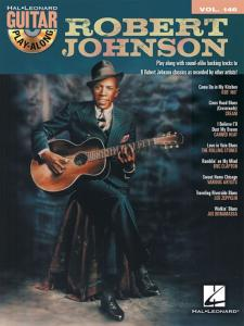 JOHNSON ROBERT - GUITAR PLAY ALONG VOL.146 + CD - GUITARE
