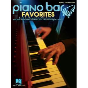 COMPILATION - PIANO BAR FAVOURITES