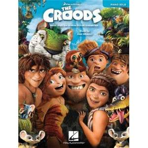 SILVESTRI ALAN - THE CROODS MUSIC FROM THE MOTION PICTURE SOUNDTRACK PIANO SOLOS