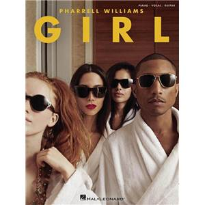 WILLIAMS PHARRELL - GIRL P/V/G ARSTIST SONGBOOK