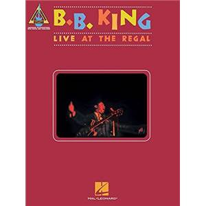 B.B. KING - LIVE AT THE REGAL GUITAR TAB.