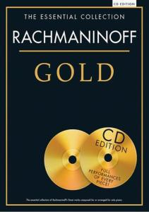 RACHMANINOFF - GOLD ESSENTIAL PIANO COLLECTION + 2CD
