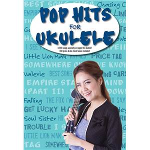COMPILATION - POP HITS FOR UKULELE