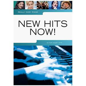 COMPILATION - REALLY EASY PIANO NEW HITS NOW