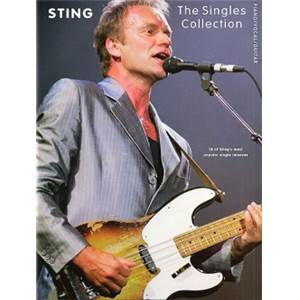 STING - SINGLE COLLECTION FOR P/V/G