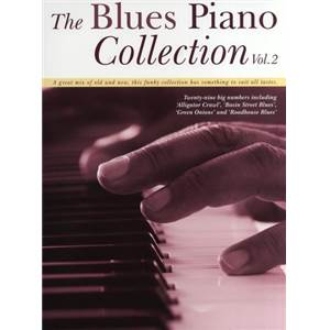COMPILATION - THE BLUES PIANO COLLECTION VOL.2 PIANO SOLOS 29 SONGS