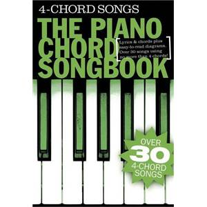 COMPILATION - PIANO CHORD SONGBOOK 4 CHORDS SONGS