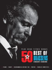 BRASSENS GEORGES - BEST OF 50 TITRES P/V/G