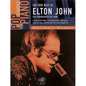 JOHN ELTON - THE VERY BEST OF... EASY PIANO ARRANGEMENTS