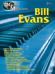 EVANS BILL - GREAT MUSICIANS SERIES - PIANO