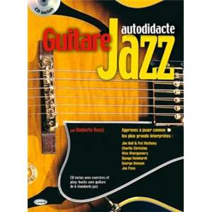 ROSSI UMBERTO - METHODE DE GUITARE JAZZ AUTODIDACTE + CD