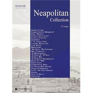 COMPILATION - CHANSONS NAPOLITAINES COLLECTION P/V/G