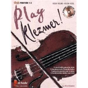 DEZAIRE NICO - PLAY KLEZMER ! + CD