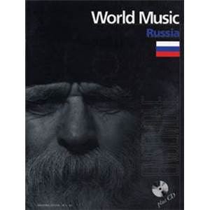 COMPILATION - WORLD MUSIC RUSSIA (RUSSIE) CONDUCTEUR ET PARTIES + CD