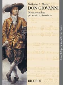 MOZART W.A. - DON GIOVANNI KV527 - VOCAL SCORE