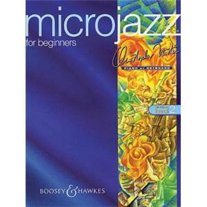 NORTON CHRISTOPHER - MICROJAZZ FOR BEGINNERS LEVEL 2 PIANO