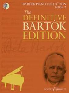 BARTOK BELA - BARTOK PIANO COLLECTION VOL.2 +CD - PIANO