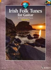 IRISH FOLK TUNES +CD (24 AIRS TRADITIONNELS IRLANDAIS) - GUITARE