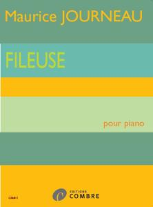 JOURNEAU MAURICE - FILEUSE POUR PIANO