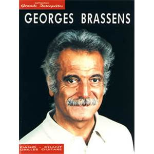 BRASSENS GEORGES - GRANDS INTERPRETES P/V/G