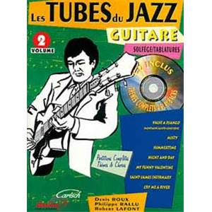 COMPILATION - TUBES DU JAZZ GUITAR VOL.2 + CD
