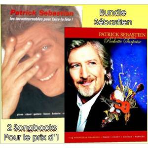 SEBASTIEN PATRICK - BUNDLE INCONTOURNABLES / POCHETTE SURPRISE P/V/G