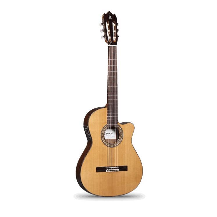 guitare classique electro acoustique alhambra 3c cutaway. Black Bedroom Furniture Sets. Home Design Ideas