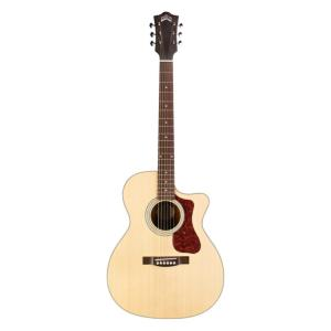 GUITARE FOLK ELECTRO-ACOUSTIQUE GUILD OM-240CE WESTERLY ARCHBACK