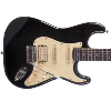 GUITARE ELECTRIQUE SOLID BODY JM FOREST ST73 RA BLACK