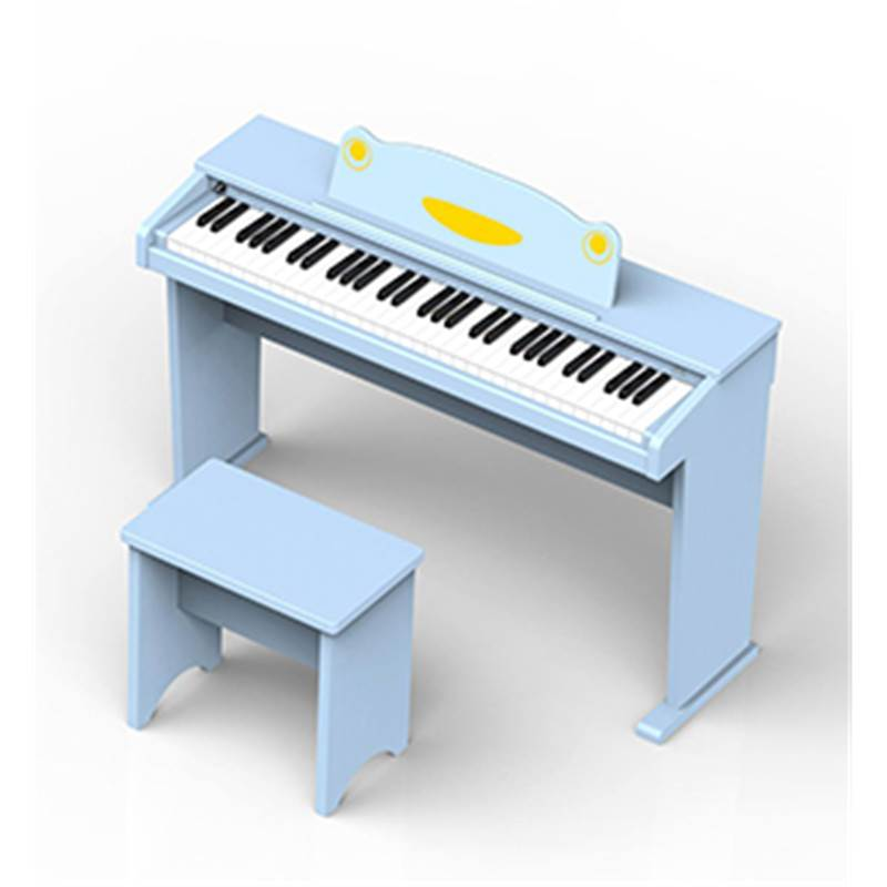 piano enfant artesia fun1 bleue. Black Bedroom Furniture Sets. Home Design Ideas