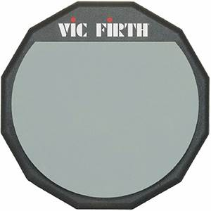 PAD D' ENTRAINEMENT VIC FIRTH VF PAD 6