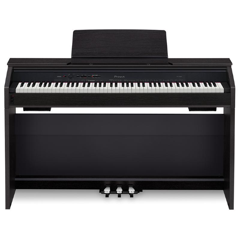 piano numerique meuble casio px 860 bk paul. Black Bedroom Furniture Sets. Home Design Ideas